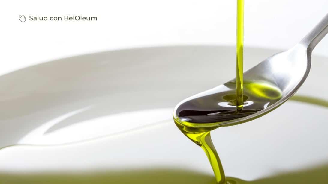 tomar aceite de oliva en ayunas