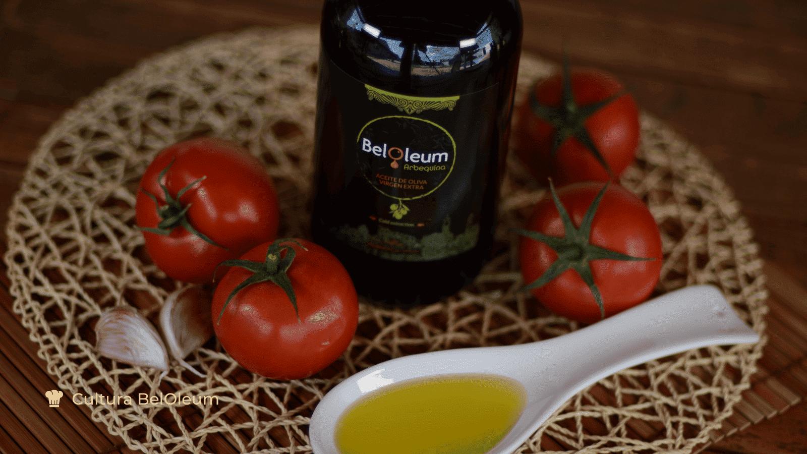 conservación aceite de oliva